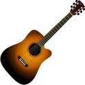 ACUSTIC GUITAR TUNER icon