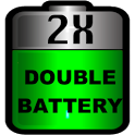 DOUBLE BATTERY LIFE icon