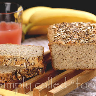 Rice And Sorghum Bread.
