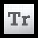 Adobe ThRead icon
