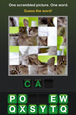 Puzzle Words - What's the Word - screenshot