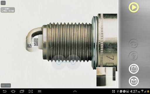 Partometer - 相機措施