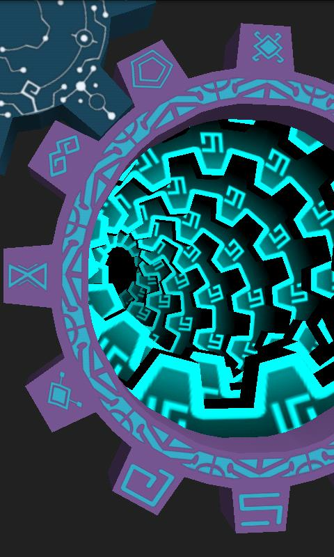 Gate of Time Live Wallpaper - screenshot