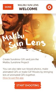 Malibu Sun Lens - screenshot thumbnail