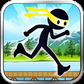 Nin ja Jump Ninja Run Game
