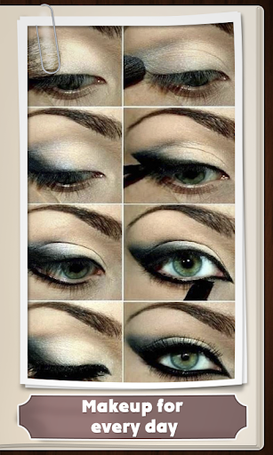 Makeup is easy