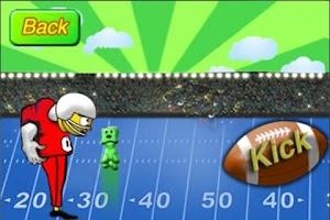 Screenshot of Football Dog