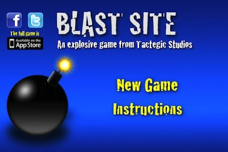 Blast Site- screenshot thumbnail