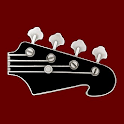 Pro Bass Guitar Tuner N Chords icon