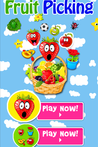 Fruit Picking Kids Games