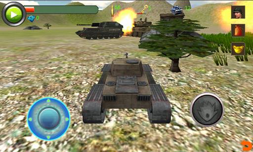 霹雳坦克3D