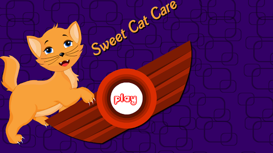 Sweet Cat Care Free Game - screenshot thumbnail