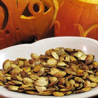 Roast Pumpkin Seeds.