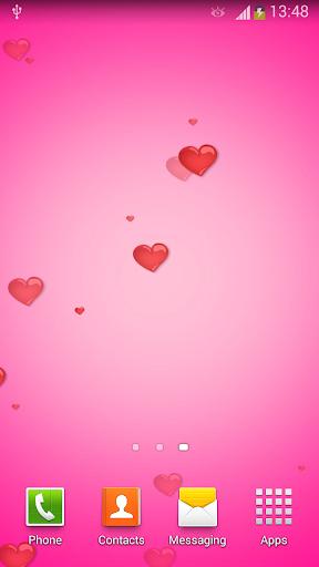 玩個人化App|甜蜜的愛情動態壁紙免費|APP試玩