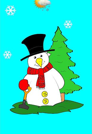 Coloring Christmas - Kids game 1.5 screenshot 513283