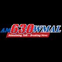 630 WMAL logo