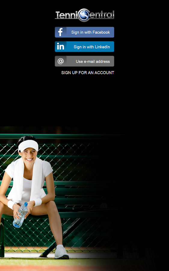 Tennis Central- screenshot