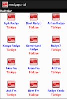 Screenshot of MedyaPortal