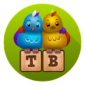 Two Birds – the word game icon