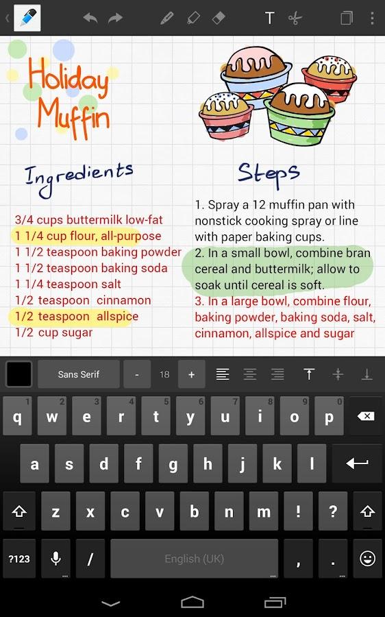 Notepad+ - screenshot
