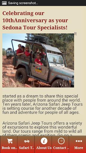 Arizona Safari Jeep Tours Apk Download 3