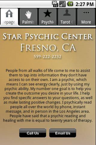 StarPsychic- screenshot