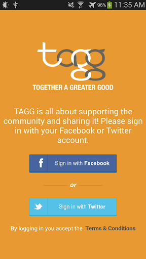 Together A Greater Good TAGG