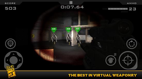 دانلود بازی کلاب اسلحه ۳  Gun Club 3: Virtual Weapon Sim v1.0