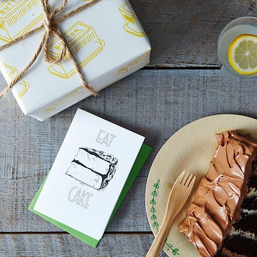 Eat Cake Birthday Cards (Set of 6)