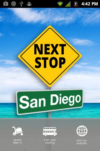 Next Stop San Diego