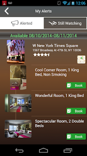 Hotel Alerts- screenshot thumbnail