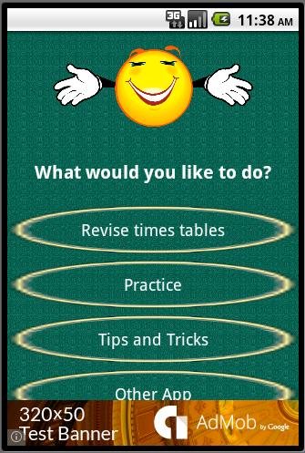 【免費教育App】Times Tables eiizii-APP點子