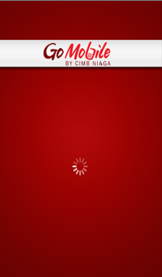 GO MOBILE by CIMB NIAGA - screenshot