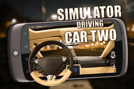 Simulator-driving-car-two