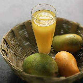 Indian Mango Cooler (Panha).
