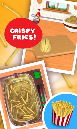 Burger Deluxe - Cooking Games  screenshots 3