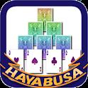 HAYABUSA Pyramid logo