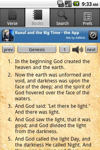 Daily Torah Mobile - screenshot