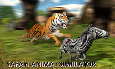 Wild Tiger Jungle Hunt 3D 1.7 screenshot 69925