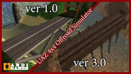 UAZ 4x4 Offroad Simulator 2 HD 3.1 screenshot 664714