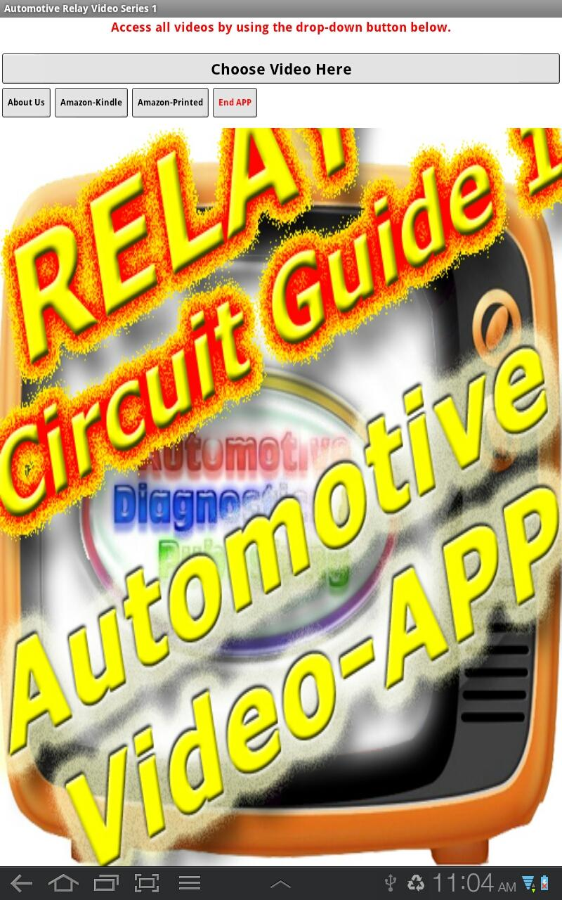 Auto Relay Guide Video