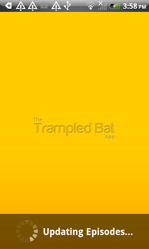 The Trampled Bat App
