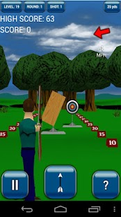 Big Shot Archery- screenshot thumbnail