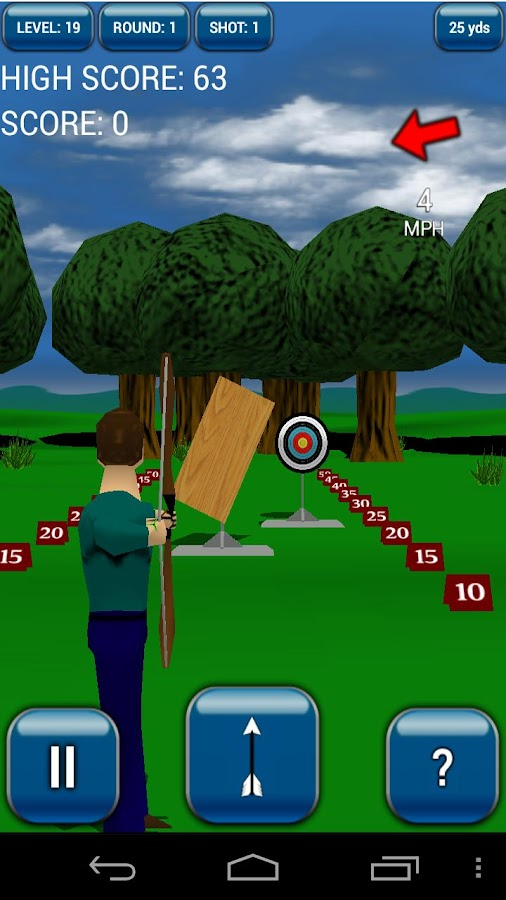 Big Shot Archery- screenshot