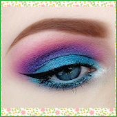 Ezee Eye Makeup Step By Step