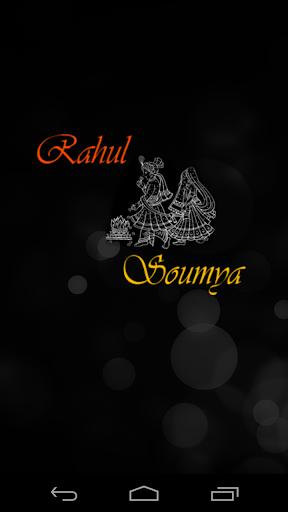 Rahul and Soumya