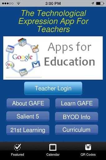 FCPS GAFE For Teachers