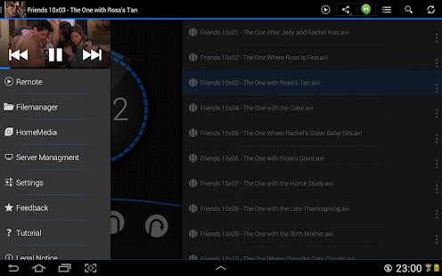 MPC - Remote PRO - screenshot thumbnail