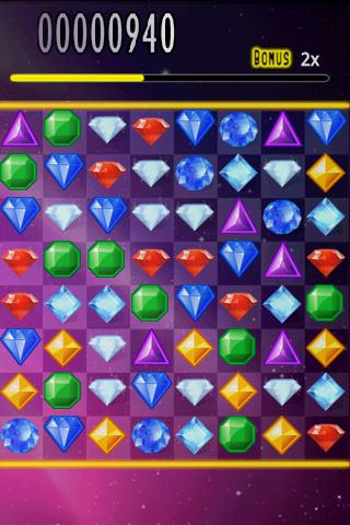Glow Jewels - screenshot