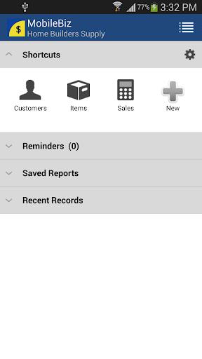 MobileBiz Invoice